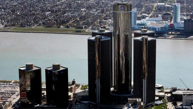 10 karede dünyanın en ilginç şirket binaları