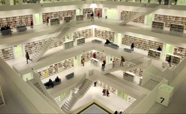 Dünyanın en güzel 10 kütüphanesi