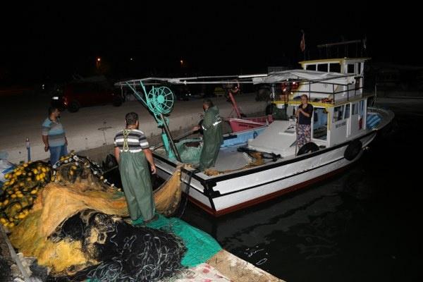 Av yasağının sona ermesiyle Balıkçılar 'Vira Bismillah' dedi