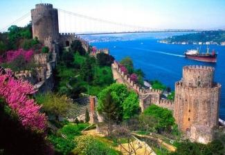 18 fotoğrafla İstanbul Boğazı'nda Erguvan turu