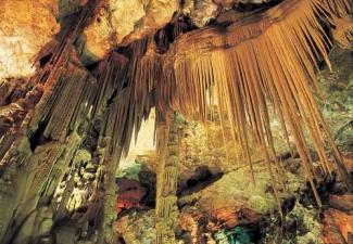 Gümüşhane'nin dünyaca ünlü Karaca Mağarasından 18 kare