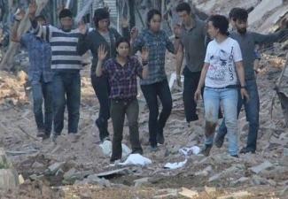 Teslim olan PKK'lı teröristlerden 10 kare