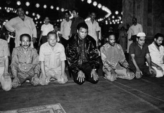 Muhammed Ali'den 18 güzel fotoğraf