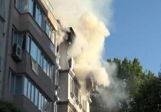 İstanbul'da apartmanda patlama: 1 ölü