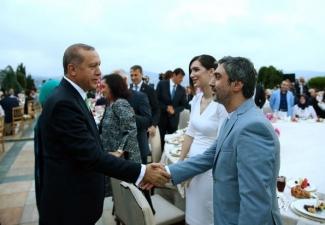 Erdoğan'ın iftar yemeğinde ünlüler geçidi-28 resim