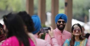 Türkiye'de 4 gün 4 gece Hint düğünü