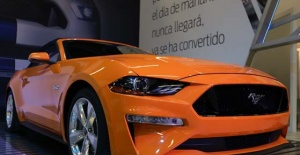 Uluslararası 14. Otomobil Fuarı başladı