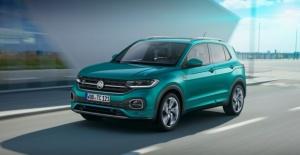Volkswagen yeni T- Cross modelini ilk kez tanıttı