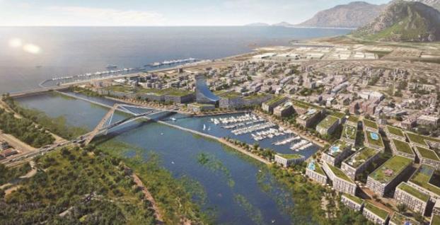 Kanal İstanbul için yeni model