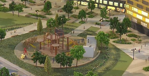 Millet Bahçesi konut fiyatlarını yüzde 30'a yakın artırdı