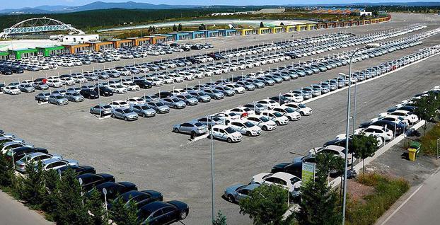 'Otomotiv sektörünün başkenti' saatte 67 araç ihraç etti