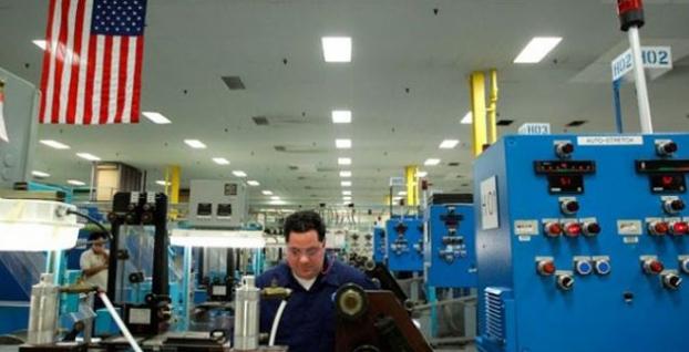 ABD'de ISM imalat endeksi 3 ayın en düşük seviyesinde