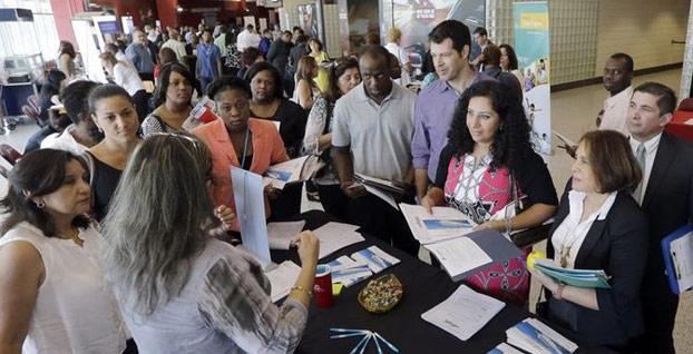 ABD'de işsizlik başvuruları beklentilerin altında geldi