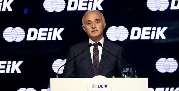 DEİK Başkanı Olpak: Finansal istikrar için atılan her adımı destekliyoruz