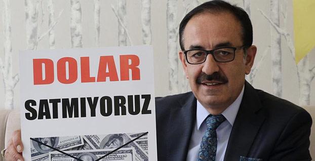 Erdoğan'ın çağrısına uyan Yiğidolar yarım ton altın bozdurdu