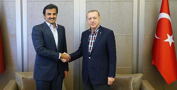 Katar yine dostluğunu gösterdi, 15 milyar dolar geliyor