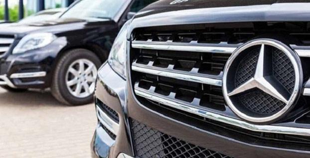 Mercedes'in çatı şirketi Daimler'den flaş İran kararı