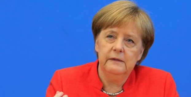 Merkel'den güçlü Türkiye ekonomisi vurgusu