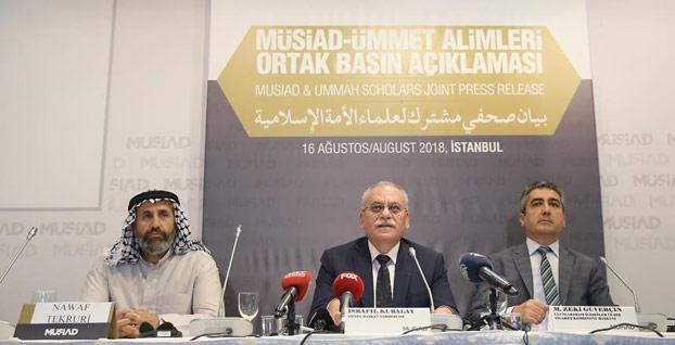 MÜSİAD: Türkiye'nin ekonomik yapısı geçmişteki gibi kırılgan değil