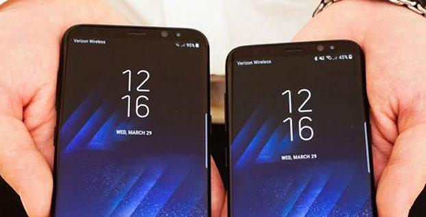 Samsung'dan Galaxy S8 için güncelleme