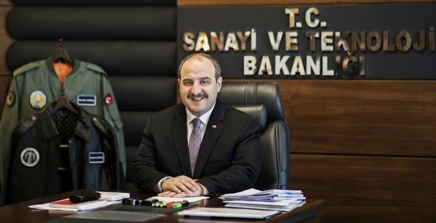 Sanayi Bakanı Varank: Bu savaşı da hep birlikte kazanacağız