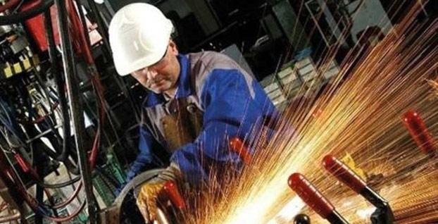 Sanayi üretimi yüzde 3,2 arttı