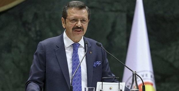 TOBB Bakanı Hisarcıklıoğlu: İflas listeleri alçaklıktır
