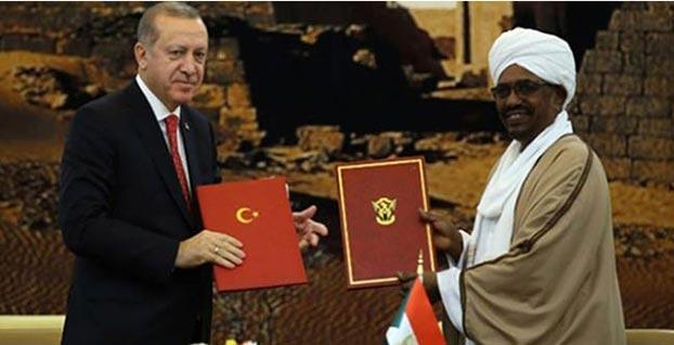 'Türkiye ve Sudan arasındaki 21 anlaşma yakında faaliyete geçecek'
