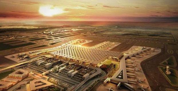 3'üncü Havalimanı'nda büyük prova başlıyor
