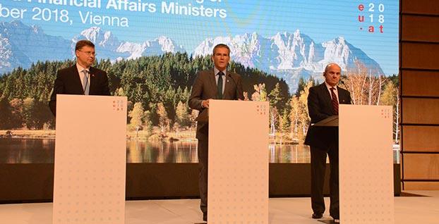 AB Gayriresmi Ekonomi ve Maliye Bakanları Toplantısı sona erdi