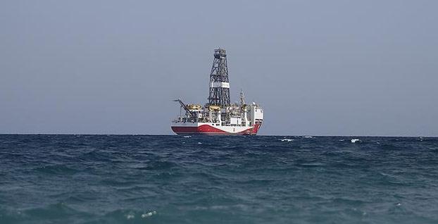 Akdeniz'de sondaj platformunu Rowan sağlayacak
