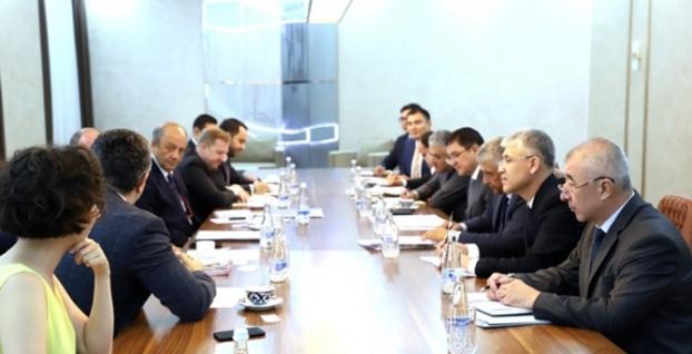 Anadolu, Orta Asya'da ilk olmak için harekete geçti