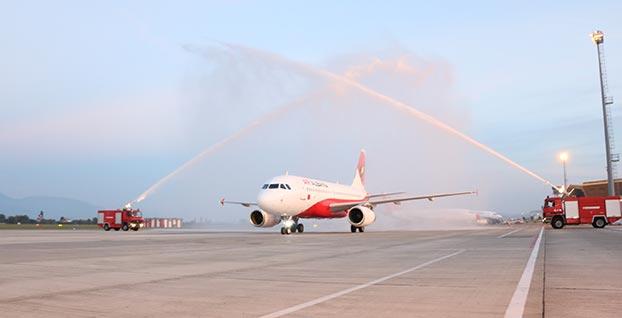 Arnavutluk ilk havayolu şirketine THY sayesinde kavuştu
