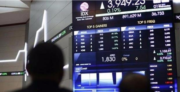 Avrupa borsaları ilk işlem gününde karışık seyretti