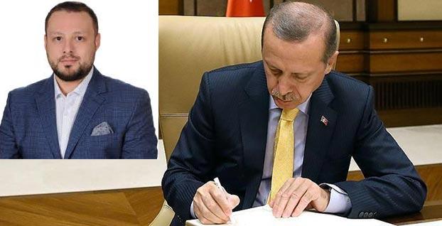 Başkan Erdoğan'a 'Cesur' danışman