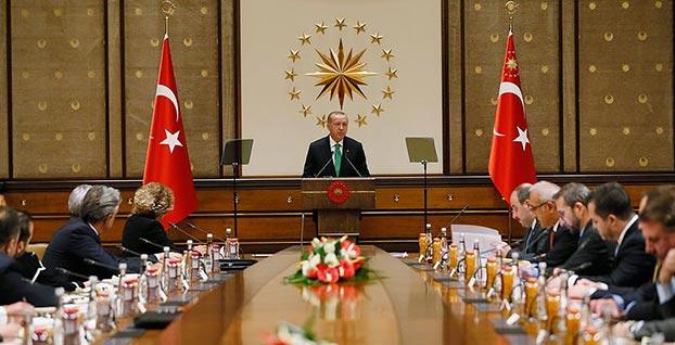 ABD'li şirketlerle görüşen Erdoğan'dan kritik açıklamalar