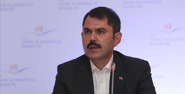 Çevre ve Şehircilik Bakanı'ndan flaş 'Kanal İstanbul' açıklaması