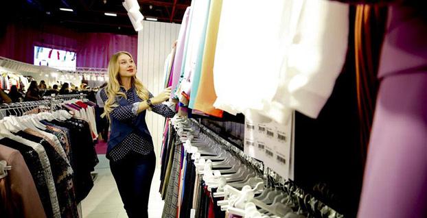 Hazır giyim sektörü Almanya'da hedef büyüttü
