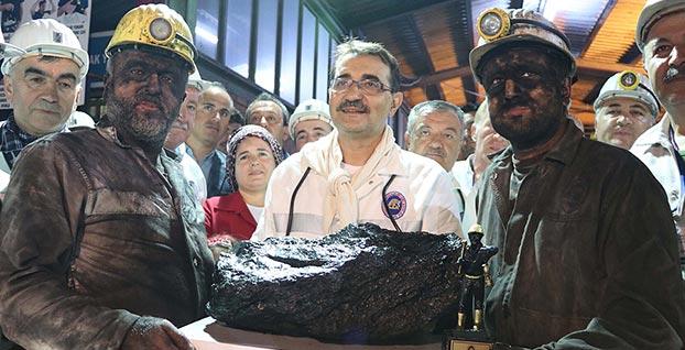 Kömür üretiminde büyük hedef