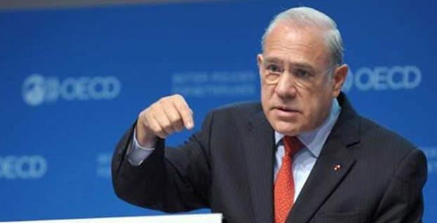 OECD'den finansal kriz itirafı