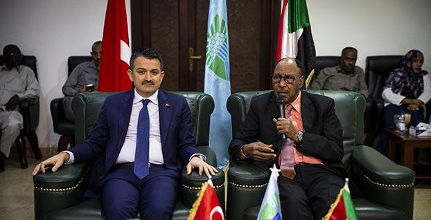 Sudan ile Türkiye arasında iki anlaşma