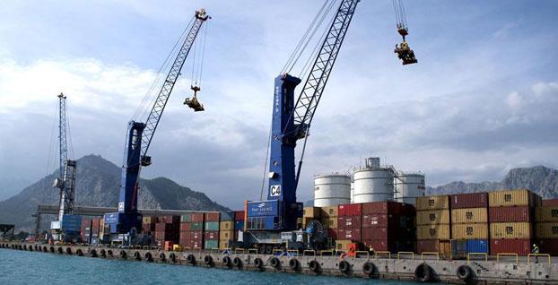 Türkiye'nin dış ticaret açığı yüzde 59 azaldı