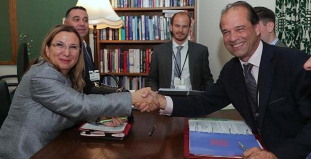 Türkiye ile İngiltere'den ekonomik iş birliği