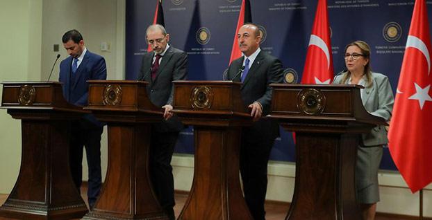 """""""Ürdün ile işbirliği imkanlarını güçlendireceğiz"""""""
