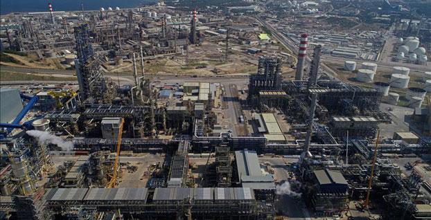 20 fabrikayı barındıran STAR Rafineri açılışa hazırlanıyor | FOTO