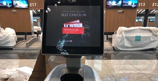 3. Havalimanı'nda check-in kuyruğu sorunu olmayacak