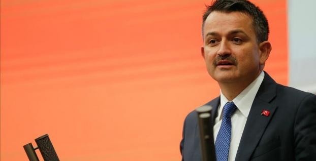 Bakan Pakdemirli: Tarım bana göre savunma sanayisinden de önemli