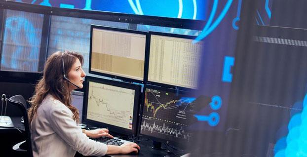Borsa haftanın ilk işlem gününü düşüşle kapattı