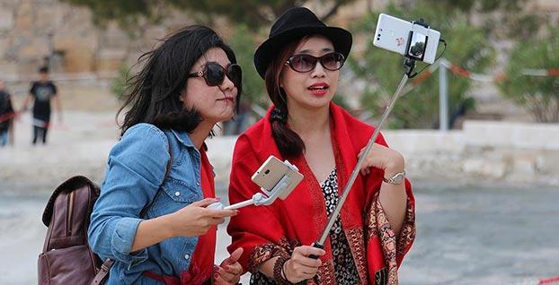 Turizmcilerin 2019'da Çinli turist hedefi 1 milyon