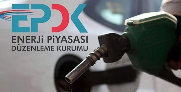 EPDK'dan akaryakıt şirketlerine 1,7 milyon lira ceza